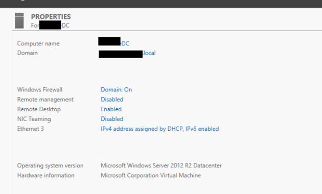 how to tell if my domain controller has been promoted
