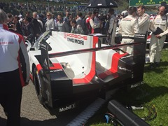 Porsche 919 Six Hours of Spa