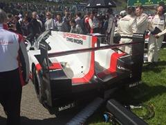 Porsche 919 Six Hours of Spa